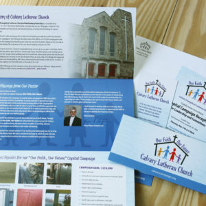 Capital Campaign – Calvary Lutheran Church
